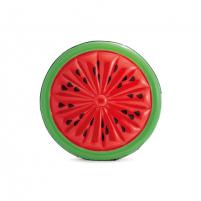 Pripučiama arbūzų sala Intex 56283EU Red/Green Vandens atrakcionai