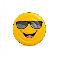 Pripučiama Emoji sala Intex 57254EU Yellow