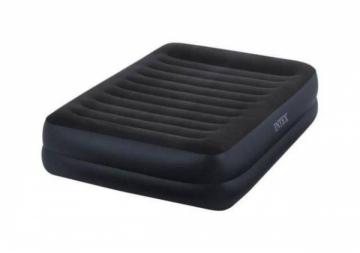 Pripučiama pagalvė INTEX Deluxe Pillow Rest Raised Airbed 203 x 152 x 42 cm Pripučiamos prekės