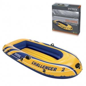 Pripučiama valtis INTEX Challenger 2, 236 x 114 x 41 cm Valtys