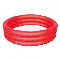 """Pripučiamas baseinas """"Bestway"""", 102x25, raudonas"""