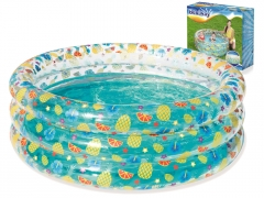 "Pripučiamas baseinas ""Vasaros vaisiai"" Bestway 152 x 53 cm Inflatable swimming pools"