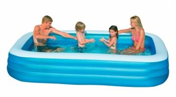 Pripučiamas baseinas INTEX 58484NP, 305 x 183 x 56 cm Pripučiami baseinai