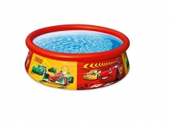 Pripučiamas baseinas INTEX Cars, 183x51 cm Inflatable swimming pools