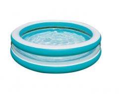 Pripučiamas baseinas INTEX Swim Center, 203 x 51 cm Pripučiamos prekės