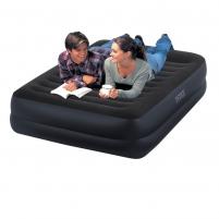Pripučiamas čiužinys - lova INTEX 64424, 203 x 152 x 42cm Pripučiamos prekės