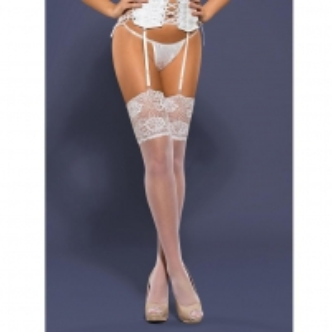 Prisegamos kojinės Ivory S/M Lingerie accessories
