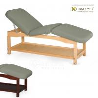 Procedūrinė lova HABYS Nova Komfort ST Gray Procedure beds