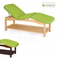 Procedūrinė lova HABYS Nova Komfort VF Lime