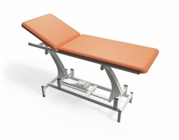 Procedūrinė lova TN-TBEE-2, dviejų dalių, elektrinė Procedūra gultām