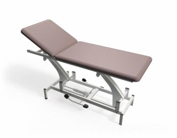 Procedūrinė lova TN-TBHM-2, dviejų dalių, hidraulinė Procedūra gultām