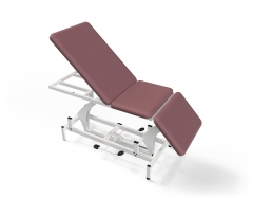 Procedūrinė lova TN-TBHM-3, trijų dalių, hidraulinė Procedūra gultām