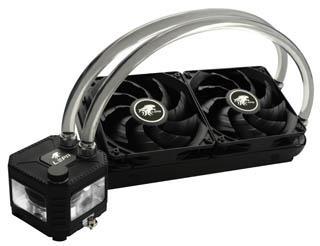 Procesoriaus aušintuvas CPU liquid cooling system Lepa EXllusion 240