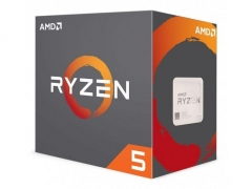 Procesorius AMD Ryzen 5 1600, Hexa Core, 3.20GHz, 19MB, AM4, 65W, 14nm, BOX