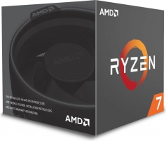 Procesorius AMD Ryzen 7 1700, Octo Core, 3.70GHz, 20MB, AM4, 65W, 14nm, BOX