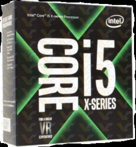 Procesorius Intel Core i5-7640X, Quad Core, 4.00GHz, 6MB, LGA2066, 14nm, 112W, BOX