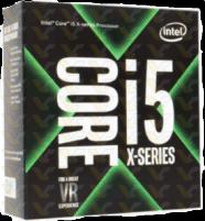Procesorius Intel Core i5-7640X, Quad Core, 4.00GHz, 6MB, LGA2066, 14nm, 112W, TRAY