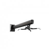 Projektoriaus laikiklis Sunne Wall, PRO07B, Turn, Tilt, Swivel, Maximum weight (capacity) 16 kg, Black Projectors