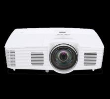 Projector ACER S1283e DLP XGA 3100 ANSI 13000:1; (77 - 95 cm); 10W