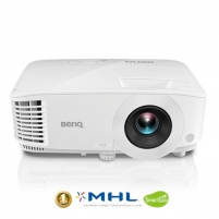 Projector Benq Business Series MX611 XGA (1024x768), 4000 ANSI lumens, 20.000:1, White Projectors