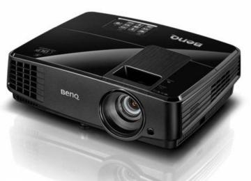Projector BenQ MS506, DLP, SVGA, 3200 ANSI lumens, 13000:1