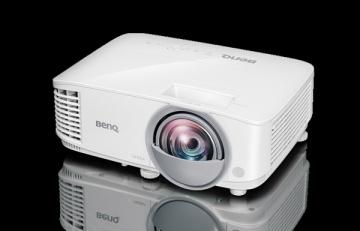Projector BenQ MW826ST DLP, WXGA, 12000;1, 3400 ANSI; Short-throw(87@0.91m)
