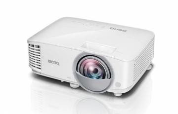 Projector BenQ MX808ST DLP,XGA,12000;1 Short-throw, 3000 ANSI)
