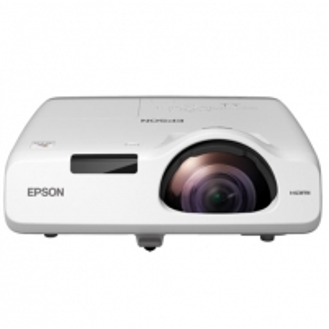 Projektorius Epson EB-530 White, 3200 ANSI lumens, 1.35:1, Wi-Fi, XGA (1024x768) Projektoriai