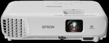 Projektorius Epson EB-W05 WXGA; 3300lm; 15000;1; HDMI