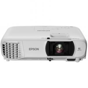 Projektorius Epson Home Cinema Series EH-TW610 Full HD (1920x1080), 3000 ANSI lumens, 10.000:1, White, Wi-Fi Projektori