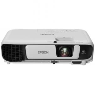 Projektorius Epson Mobile Series EB-W42 WXGA (1280x800), 3600 ANSI lumens, 15.000:1, White Projektoriai