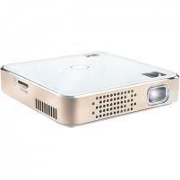 Projector Kodak Portable Projector Luma 75 RODPJS75 640 x 360, 25 ANSI lumens, 1300:1, White/Gold, Projectors