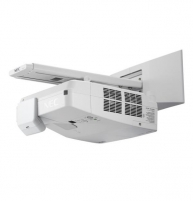 Projektorius NEC UM301W (LCD, WXGA, 3000AL incl. Sieninis laikiklis)