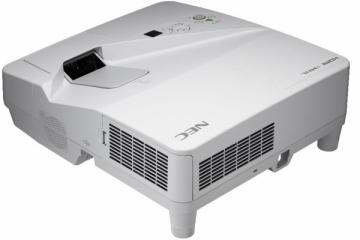 Projektorius NEC UM301X (LCD, WXGA, 3000AL +sieninis laikiklis)