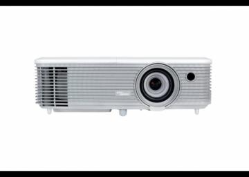 Projektorius Optoma EH400 (DLP, 4000 ANSI, 1080p Full HD, 22 000:1) Projektoriai