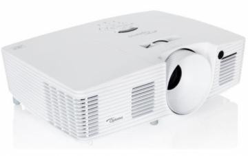 Projector Optoma X402 3D (DLP, 4000 ANSI, XGA, 20000:1) Projectors