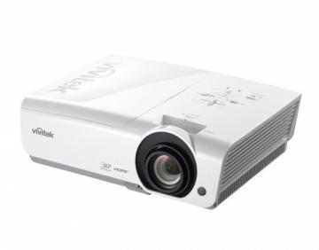 Projector Vivitek DH976-WT (DLP,FullHD,4800 Ansi,15000:1,HDMIx2,Lens Shift)
