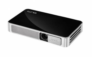 Projector Vivitek QUMI Q3 Plus juodas -HD720p,500 ANSI, 5000:1, HDMI, battery Projectors