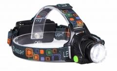 Prožektorius ant galvos Head Torch LED LB0107 Libox Prožektoriai, žibintai