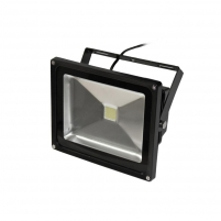 Prožektorius ART External lamp LED 30W,IP65,AC80-265V,black, 4000K- white