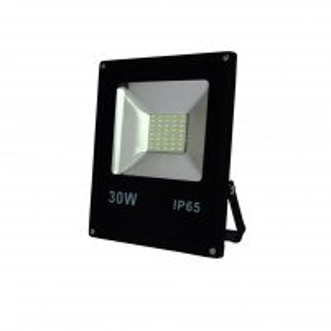 Prožektorius ART External lamp LED 30W,SMD,IP65, AC80-265V,black, 6500K-CW