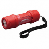 Prožektorius Camelion HP7011 Plastic Pocket LED flashlight, 1 LED (High Lumens LED), 40 Lm, + 3 pcs AAA Prožektoriai, žibintai