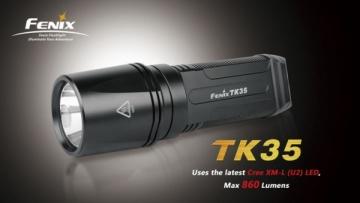 Prožektorius Fenix TK35 XM-L