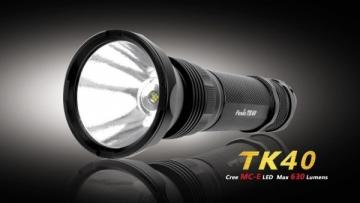 Prožektorius Fenix TK40 Cree MC-E LED
