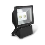 Prožektorius LED, 100W, IP65, paviršinis, juodas, 6000K, Eko Light 100W/6 Šviestuvams atbalsts