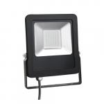 Prožektorius LED, 30W, IP65, paviršinis, pilkas, 6000K, siauras, Geko, BOWI 006637 Specialios paskirties šviestuvai