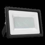 Prožektorius LED, 50W, IP65, paviršinis, juodas, 6000K, MAX-LED