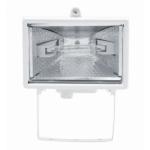 Prožektorius Rx7, 150W, IP65, paviršinis, baltas, GTV OH-OH0150-00 Halogēnu lampas