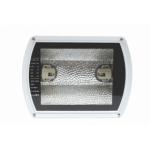 Prožektorius Rx7s, 70W, MHE, IP65, paviršinis, baltas, simetrinis, GTV OH-OMS70S-00, Rx7s/ 70W OMB-70S Halogēnu lampas