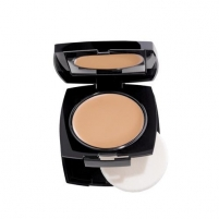 Pudra Avon Cream makeup with a powder effect of 9 g Ivory Pudra veidui